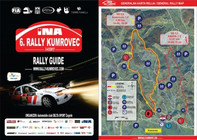 Rally guide and maps are published!