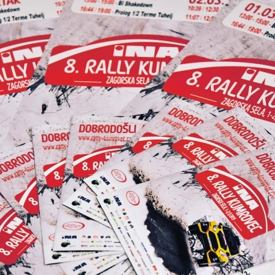 Rally Guide is published!