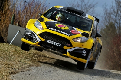 Mayer-Melnhof and Welsersheimb won rally in Kumrovec