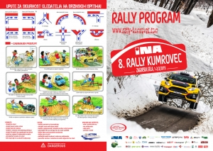 Rally Programme and Spectators maps are online!