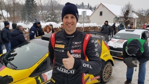 Mayr-Melnhof and Zeiser won rally in Kumrovec