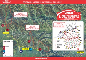 Rally Maps are published!