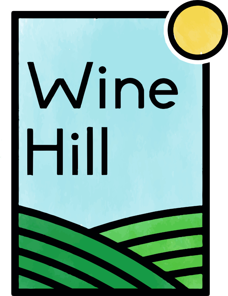 logo wine hill low