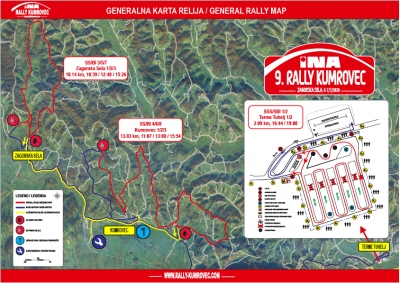 Rally Guide & maps are online!